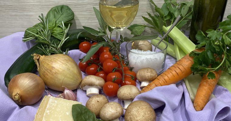 Gemüsepaste aus dem Thermomix  – Allrounder Würzmittel