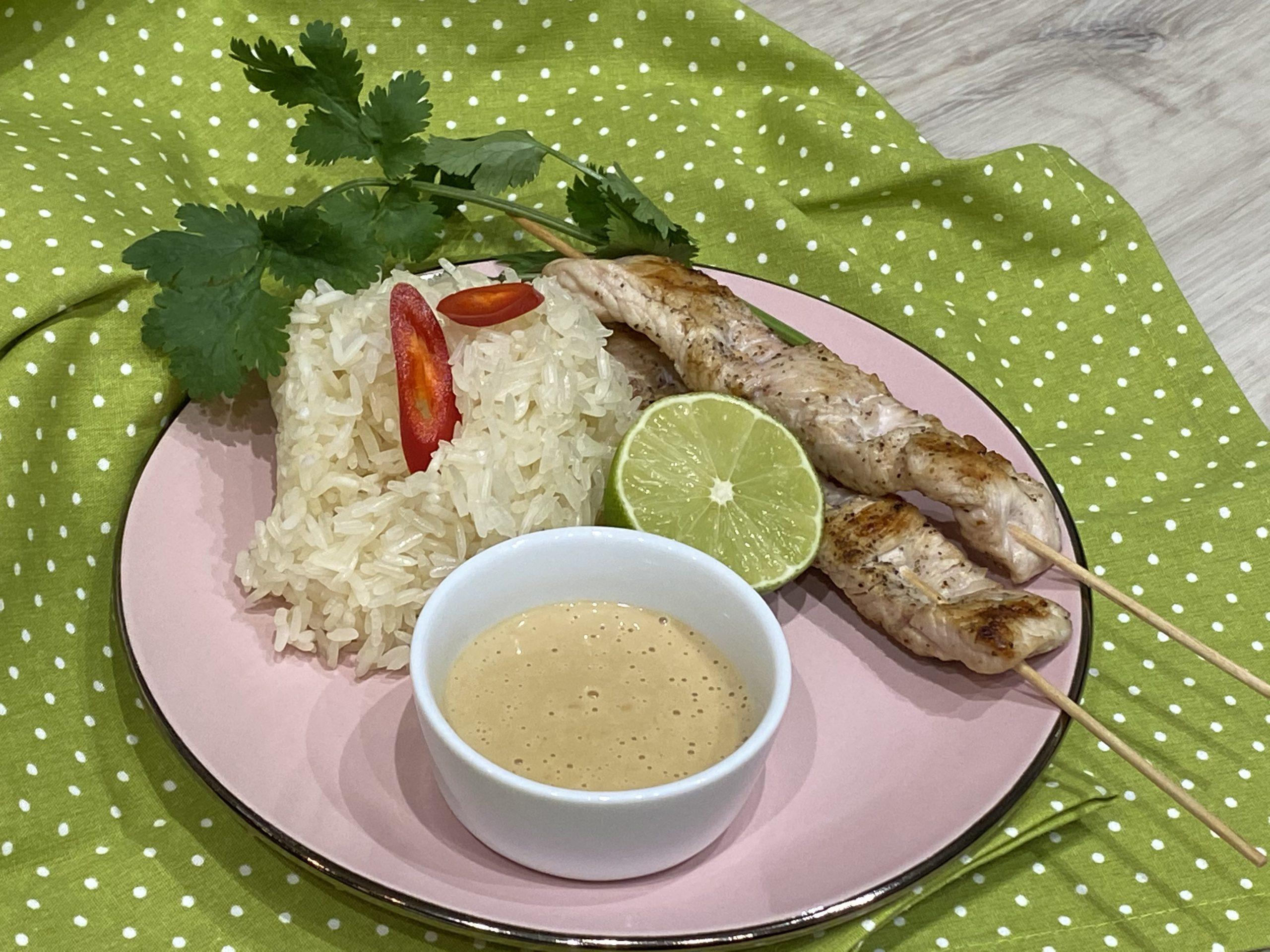 Satay-Sauce – thailändische Art