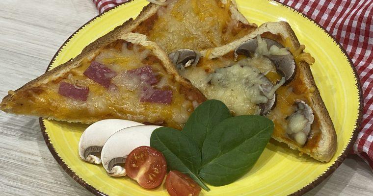 Pizza-Toast